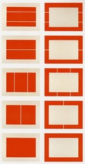 Untitled (s. 157-166), Donald Judd