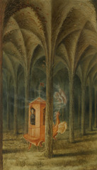 Catedral vegetal (Vegetal Cathedral),Remedios Varo