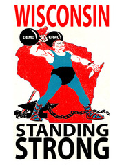 Wisconsin Standing Strong, Colm McCarthy