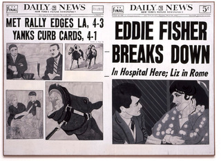 Daily News, Andy Warhol