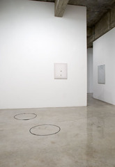 Dumas Project, installation view at the Tanya Bonakdar Gallery, New York,Ian Kiaer