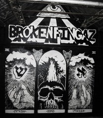 swiss, Broken Fingaz