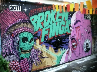 Tant & Unga, Berlin ,Broken Fingaz