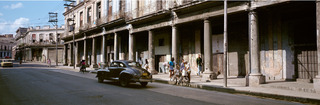 The Black Car, Havana,Wim Wenders