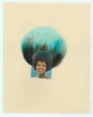 Ebony 7  , Lorna Simpson