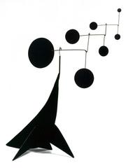 Performing Seal, Alexander Calder