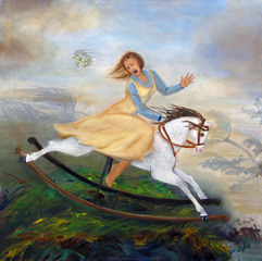 Hobby Horse, Jill Zylke