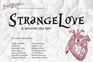 StrangeLove - A Valentine\'s Day Show,