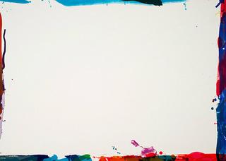 Untitled , 12/40, Sam Francis