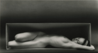 In the Box (Horizontal) ,Ruth Bernhard