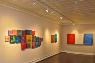 Installation view, Dianne Smith