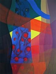 Kusama Tree #23, Edward Quinnmiller