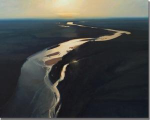 Upriver, Into the Sun, Lisa Grossman