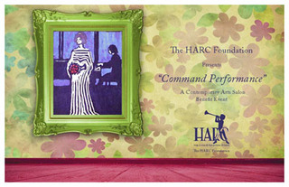 The HARC Foundation Gala Benefit on February 4th at 2:00 pm,