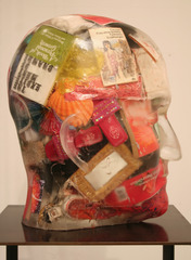 Collection Head 1, Richard Dupont