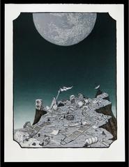 Moon Viewing Point, Andrew Kozlowski