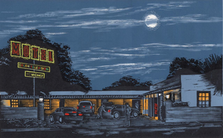 Moonlight Motel, Anthony Lazorko