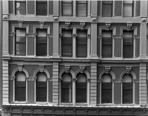 Delaware Building 36 W. Randolph Street Wheelock and Thomas, architects  1872, Stephen Beal