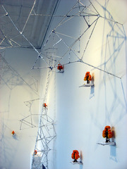 Detail Untitled: (Towers), Carrie Dickason