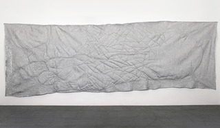 Foot Quilt,Tim Hawkinson