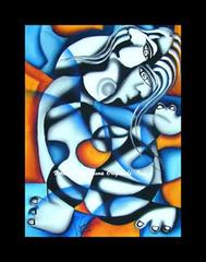 Gathered Blue, Veralyn Villanueva