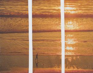Orange Sea, Marilyn Henrion