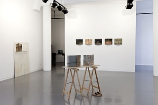 exhibition overview from Manieren, Galerie Diana Stigter, Amsterdam, Aukje Koks