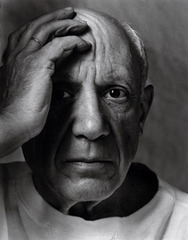 Picasso, Arnold Newman