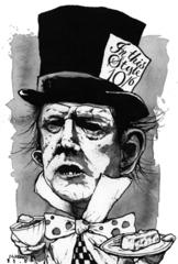 Mad Hatter, Aaron McKinney