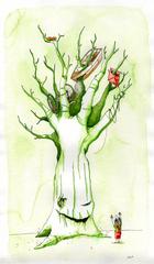 the Taking Tree, keith noordzy