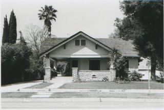 Pomona Houses, Marcia Hafif