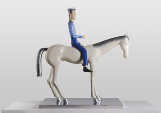 Sailor on a Horse, Yu Fan