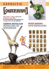 onderhuids,peter janssen, Sabrina Metselaar