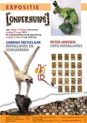 onderhuids, peter janssen, Sabrina Metselaar