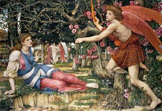 Love and the Maiden, John Spencer Stanhope