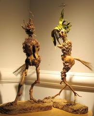 Adam and Eve, Helene Brandt