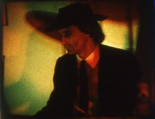 Rock N Roll Film (still), Thom Andersen, Malcolm Brodwick