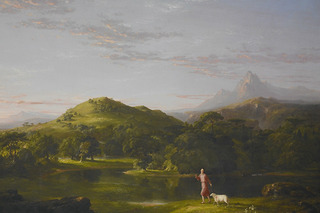 The Good Shepherd, Thomas Cole
