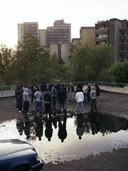 Le Miroir, Mohamed Bourouissa