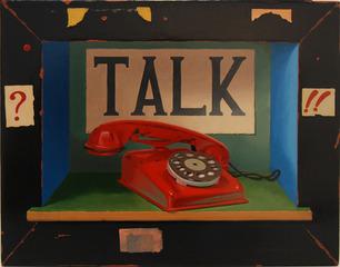 Talk, Ron Rizk