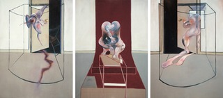 Triptych Inspired by the Oresteia of Aeschylus, Francis Bacon