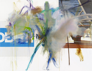 Untitled, Albert Oehlen