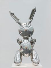 Rabbit ,Jeff Koons