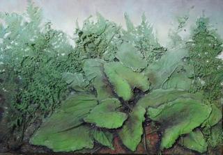 Darwins garden, Lucas van Eeghen