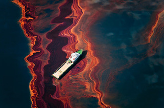Oil Spill #12, Daniel Beltrá