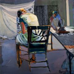 Skylight, Linda Christensen