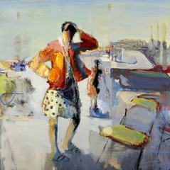 Red Coat, Linda Christensen
