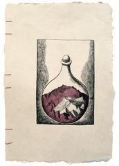 Cinnabar - Calcinatio, zea morvitz