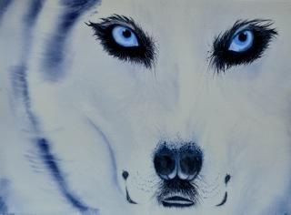 Snow Wolf , Monica Satterthwaite