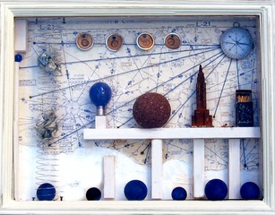 Through Space and Time-, Kate Carvellas